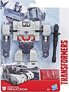Transformers TRA Authentics Alpha Megatron