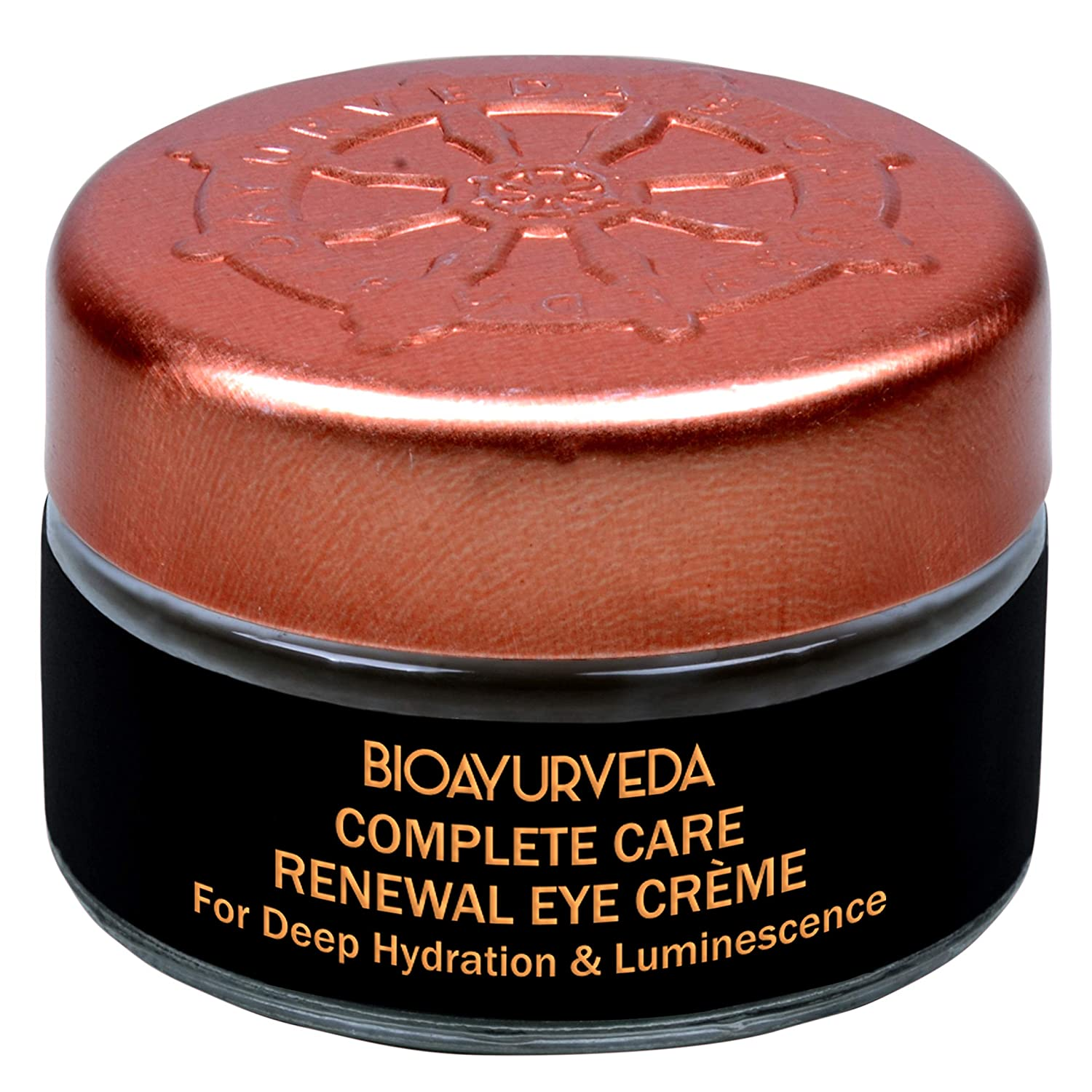 Bioayurveda Eye Cream For Dark Circles and Puffiness, Eyelid Cream Helps To Reduce Crows Feet, Wrinkles & Fine Lines - Pure Anti Aging Restorative Moisturizes Your Skin (0.7 OZ)