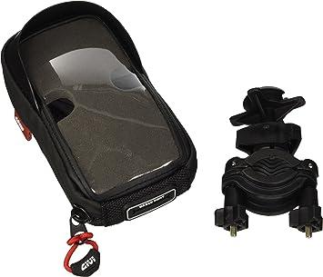 Givi S955B Soporte de Moto para Smartphone: Amazon.es: Coche y ...
