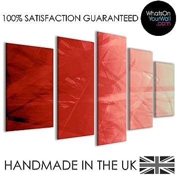 5 Panel lienzo de enmarcado - en la pared - Alta calidad - 100 ...