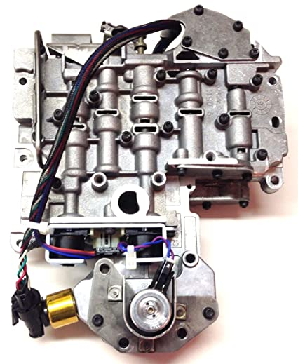 amazon com: shift rite transmissions replacement for 42re/a500 fitment  96-99 42re valve body electronics dodge transmission 44re shift rite 42re/a500: