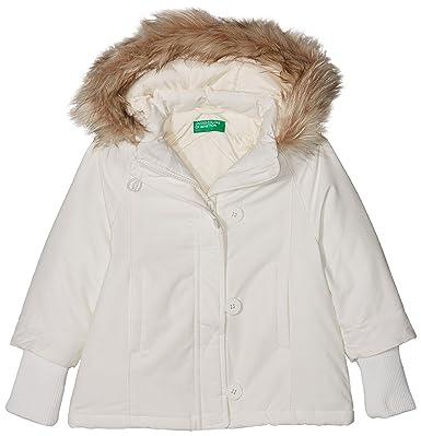 United Colors of Benetton Jacket Chaqueta para Niñas: Amazon ...