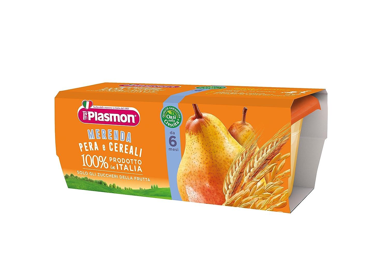 Amazon.com: merenda poire et céréales 120 gx 2 pièces: Health & Personal Care