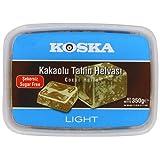 Koska Halva Sugar Free Cacao 350 g (Pack of 3)