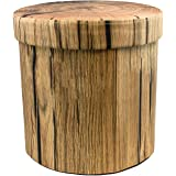 Sorbus Storage Ottoman, 15 Inch Cute 3D Play Room Stool Toy Box – Foldable with Lid – Perfect Footstool, Pouffe, Hassock…