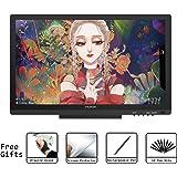 HUION KAMVAS GT-191 HD Stift-Display Digitaler Zeichenstift-Monitor 8192 Drucksensitivität 19,5 Zoll