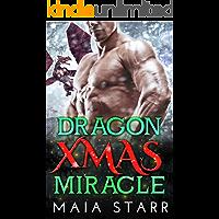 Dragon Xmas Miracle (A Dragon Shifter Christmas Romance)
