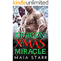 Dragon Xmas Miracle (A Dragon Shifter Christmas Romance)