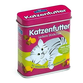Erzi Comida para gatos latas, comida para gatos juguetes, accesorios de tienda: Amazon.es: Juguetes y juegos
