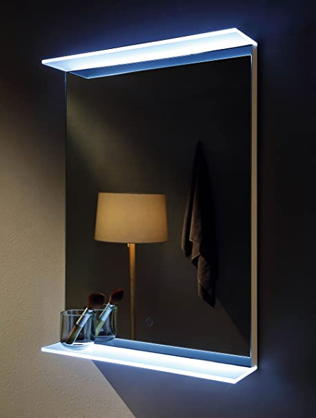Marvelous Led Bathroom Mirror Belgium P015 50X70Cm Led Illuminated Download Free Architecture Designs Embacsunscenecom