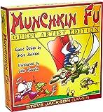 Munchkin Fu Guest Artist Edition Card Game - John Kovalic