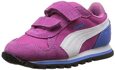 45441a22c815e1 Puma ST Runner NL V Kids Unisex-Kinder Sneakers  Amazon.de  Schuhe ...