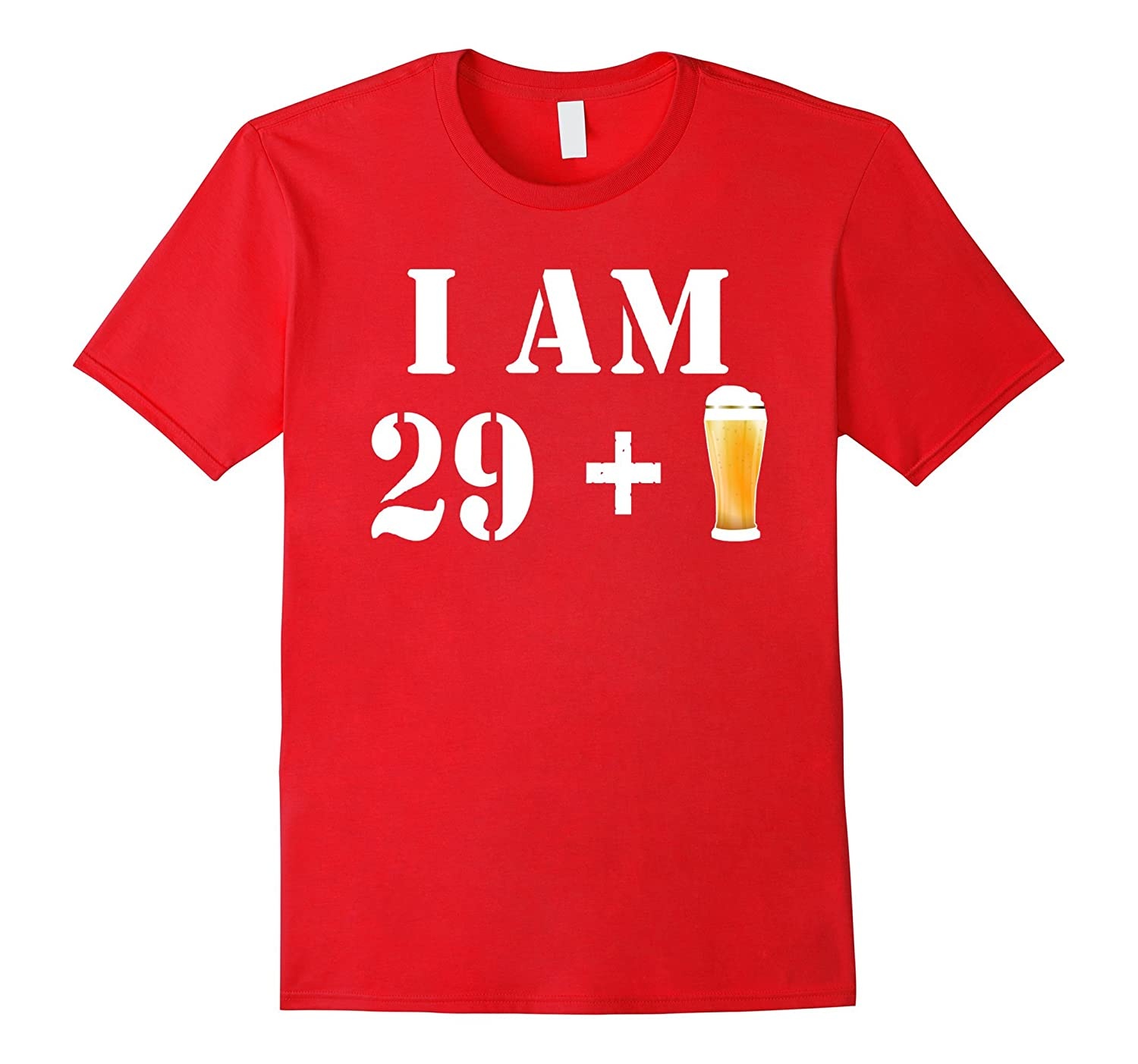 30th Birthday T-Shirt Funny Vintage Gift Idea For Beer Lover-TH