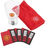 Manchester United Wordmark Mini Bar Set