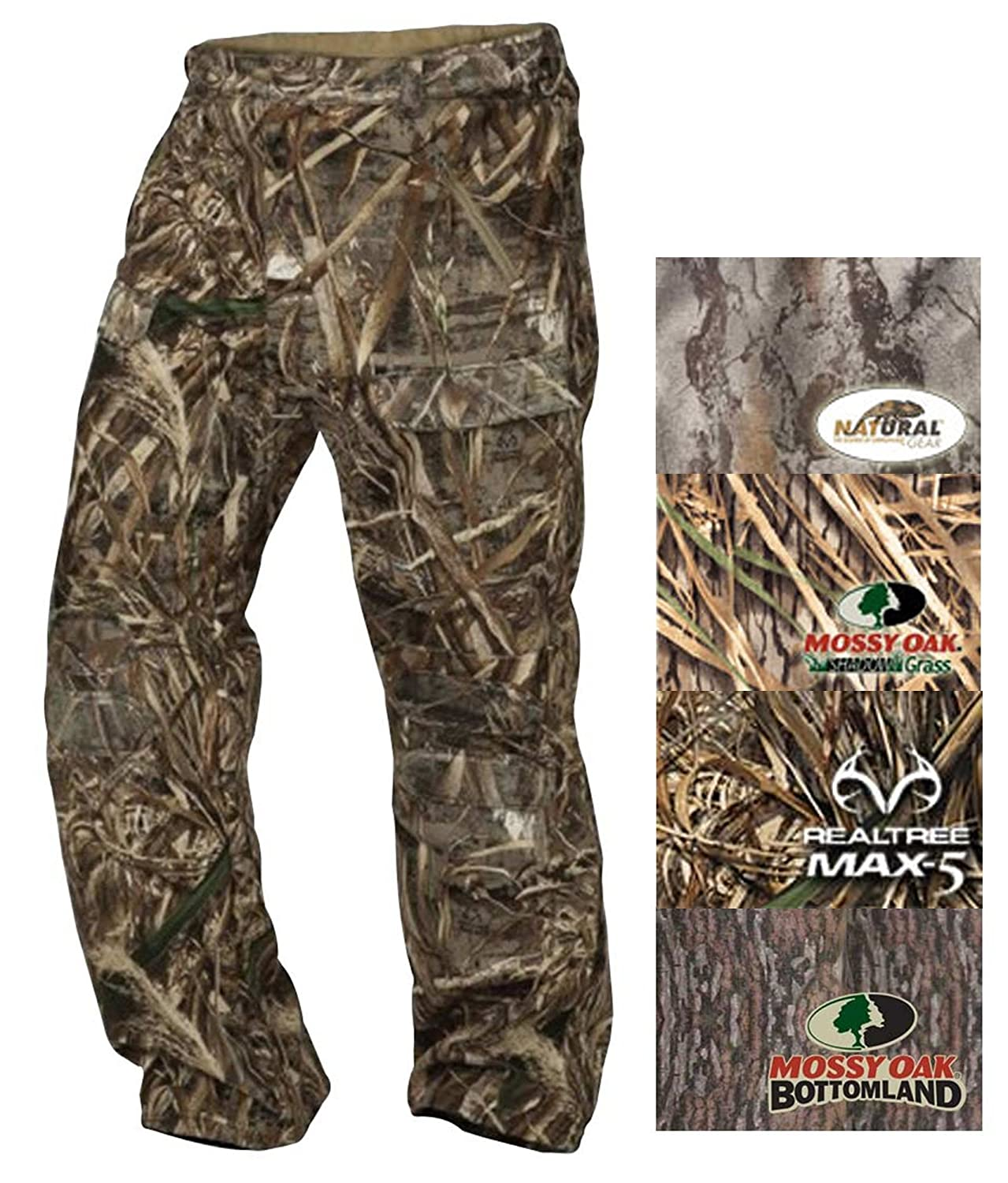 BandedギアホワイトRiver Wader Pants B016E1JTCI Large|Mossy Oak シャドーグラスブレード (Shadow Grass Blades)  Mossy Oak シャドーグラスブレード (Shadow Grass Blades)  Large