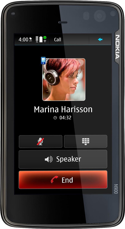 Nokia N900 Negro - Smartphone (Edge, GPRS, Control Deslizante, 3G ...