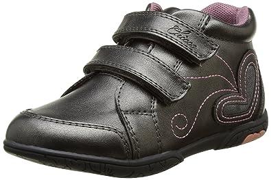 Chicco Corille, Zapatillas de Baloncesto para Niñas, Negro (950 ...