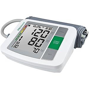 Medisana BU 510 51160 - Monitor de Presión Arterial del Brazo Superior, Visualización de Arritmias