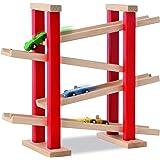 Pinolino 382005 jouet en bois veil toboggan boule for Construction xylophone bois