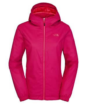 The North Face Women s Quest Hardshell chaqueta para hombre con aislamiento, Mujer,