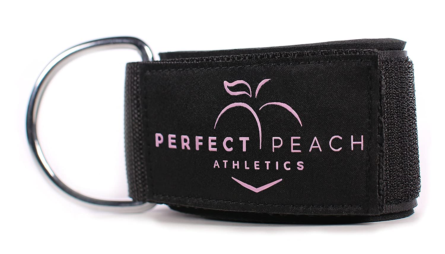 Perfect Peach Athletics Ankle Straps for Cable Machines