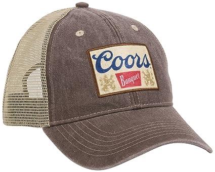 58b71f10623 Amazon.com  Outdoor Cap Unisex-Adult Coors Casual Mesh Back Cap ...