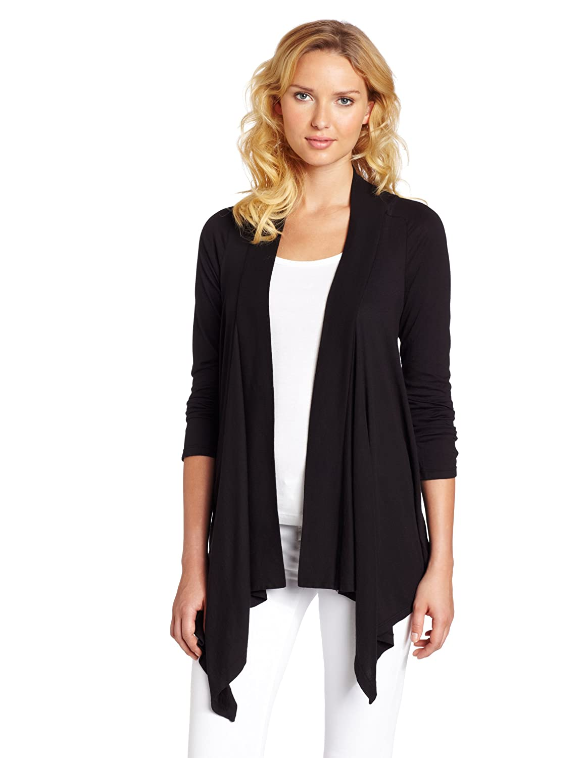 Amazon.com: Splendid Women's Jersey Wrap Cardigan: Clothing