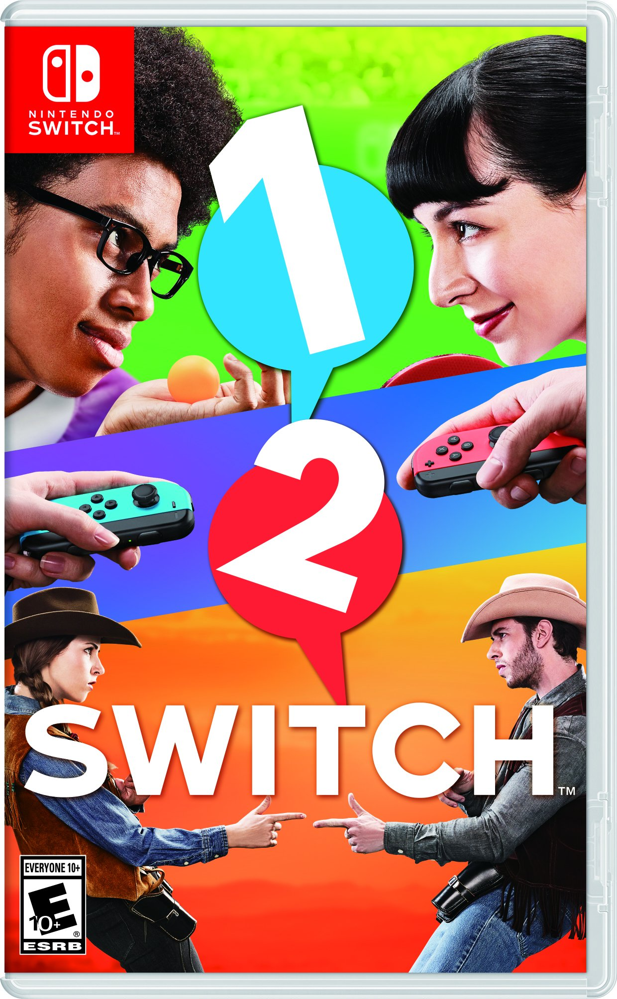 Nintendo 1 2 Switch 0045496590444