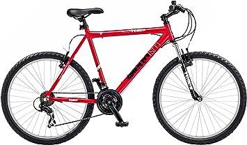 Reflex R.9422 - Bicicleta de montaña para Hombre, Talla XL (183-190 cm), Color Rojo: Amazon.es: Deportes y aire libre