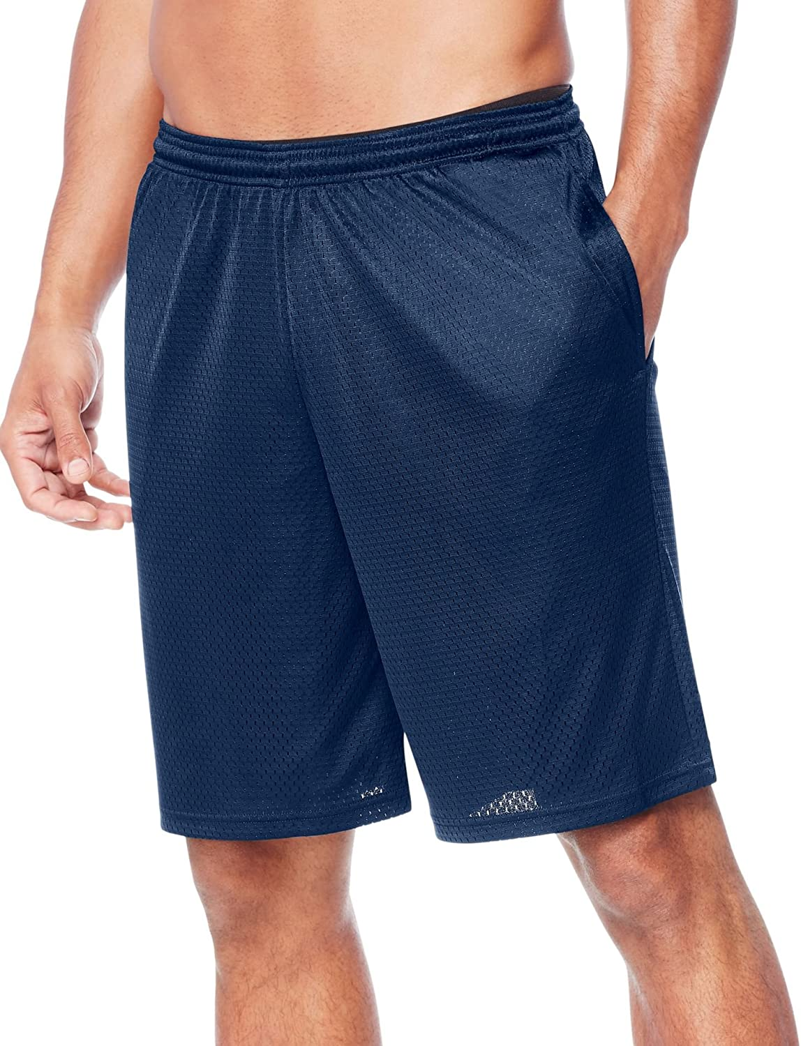 Hanes Sport Men's Mesh Pocket Short at  Men's Clothing store