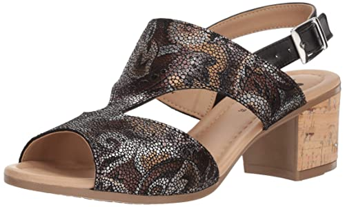 7a92f9b45 Spring Step Women s Fiorentina Heeled Sandal  Buy Online at Low ...
