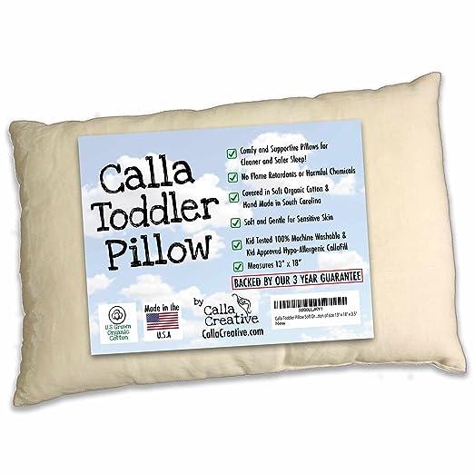 Calla Toddler Pillow