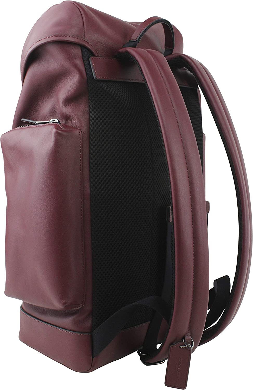 Coach Mens Ranger Backpack QB Cardinal. Style F88870
