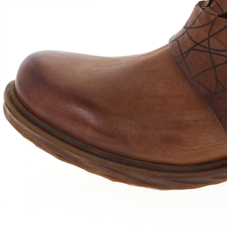FB Fashion Stiefel A.S.98 259327 Castagna Lederstiefel für Damen Braun Braun Braun Damenstiefel 48e749