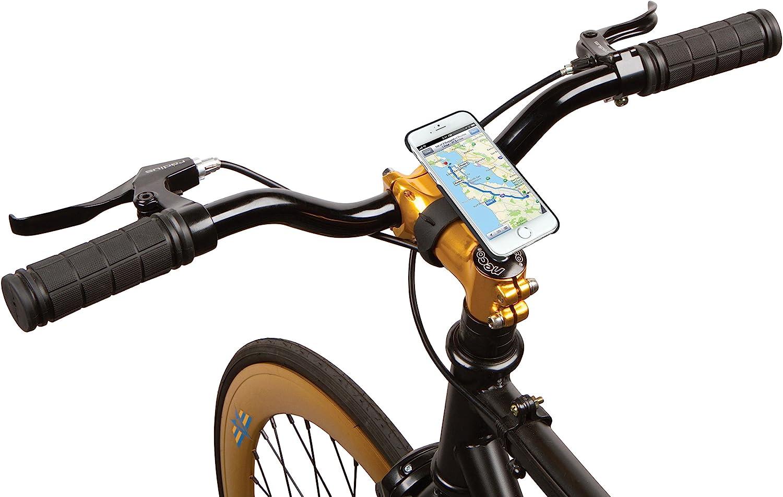 2 Kit de soporte para bicicleta deporte carcasa Tigra carcasa elegante de Pro con la protección del agua Rainguard y soporte de manillar para el iPhone 6 Plus / 6s Plus (Compatible