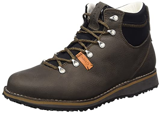 AKU Badia Plus, Stivali da Escursionismo Alti Unisex-Adulto