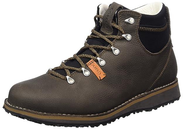 Aku Badia Plus, Chaussures de Randonnée Hautes Mixte Adulte, (Dark Brown 095), 44 EU