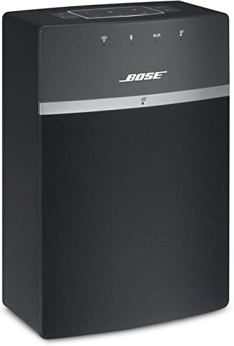 Bose SoundTouch 10 Wireless Speaker, Compatible with Alexa Renewed