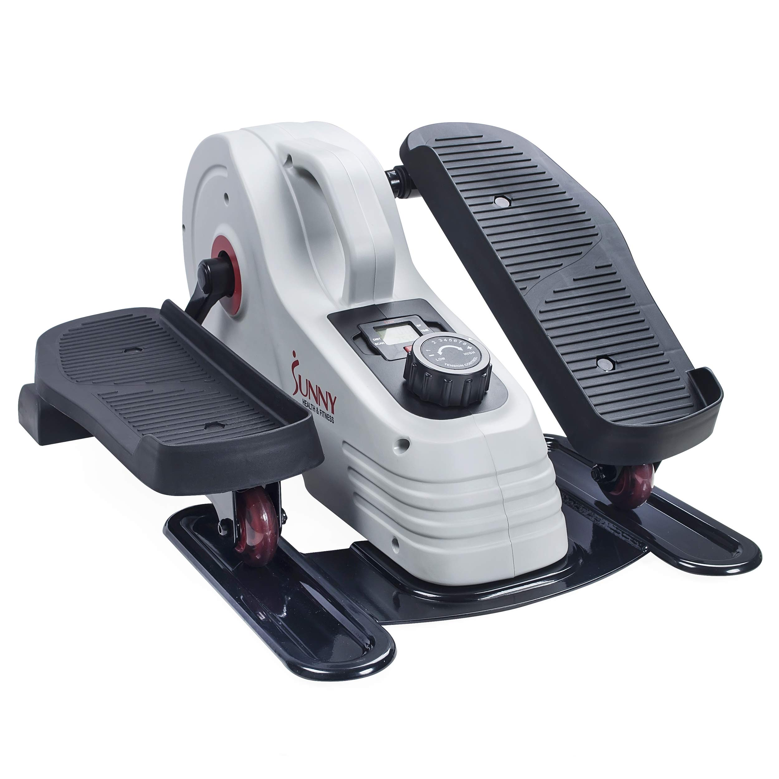 Sunny Health & Fitness Fully Assembled Magnetic Under Desk Elliptical - SF-E3872 by Sunny Health & Fitness (Image #3)