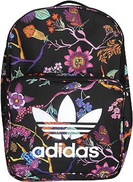 ventas al por mayor lindos zapatos nuevo baratas Mochila Adidas Floral para Chica, Mujer, de Nina. Bolsa Escolar ...