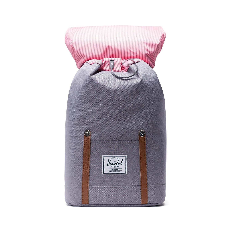 1d0186b5190 Amazon.com   Herschel Retreat Backpack - Grey   Kids  Backpacks