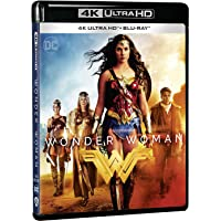 Wonder Woman 4k Uhd [Blu-ray]