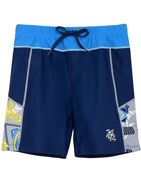 1d9e1cfb6d235 Tuga Boys Board Shorts 2-14 Years, UPF 50+ Sun Protection Swim Short ...