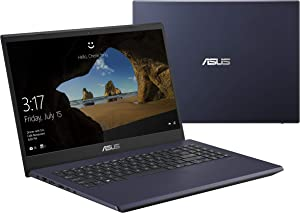"ASUS Vivobook K571 Laptop, 15.6"" FHD, Intel Core i7-9750H CPU, NVIDIA GeForce GTX 1650, 16GB RAM, 256GB PCIe Nvme SSD + 1TB HDD, Windows 10 Home, K571GT-EB76, Star Black"