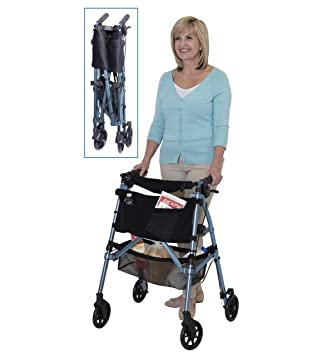 Amazon.com: Standers Ez - Andador plegable, 4350-CB, 1 ...