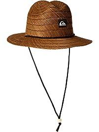 e889f5ea6b0 Quiksilver Men s Pierside Slim Straw Hat