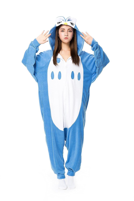 Adultos Anime Cosplay Ropa Unisex Animales Combinación de Disfraces de Halloween la fiesta de Pijamas de Camisón