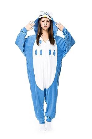 Adultos Anime Cosplay Ropa Unisex Animales Combinación de Disfraces de Halloween la fiesta de Pijamas de