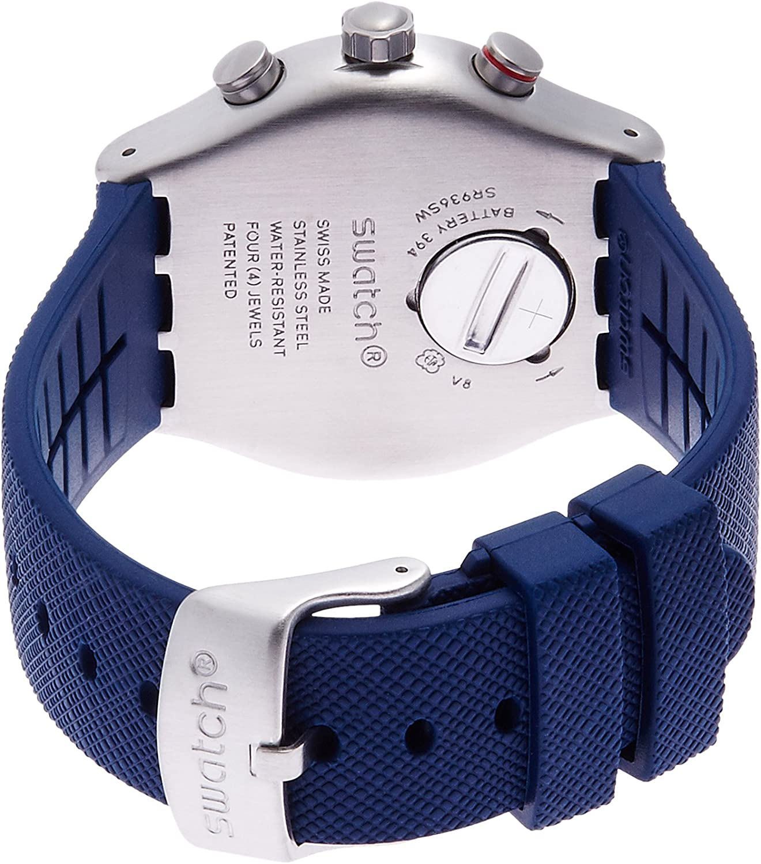 Swatch Blau Me On YVS435 Men's Watch