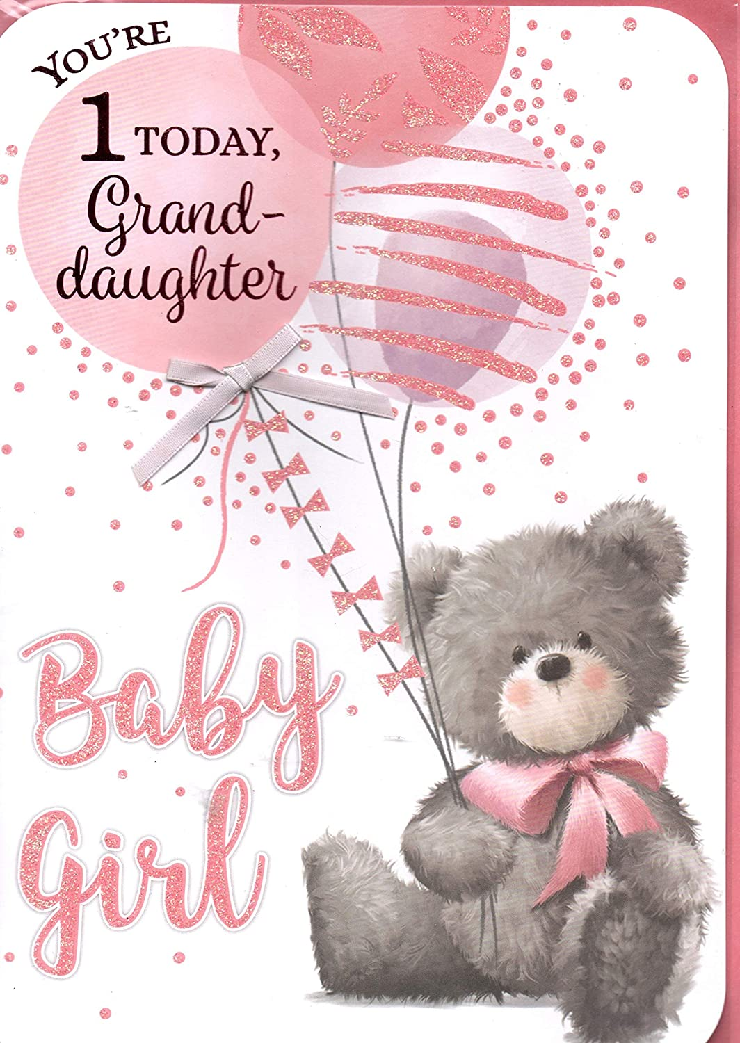 Granddaughter 30st Birthday Card   'to A Special Granddaughter On Your 30st  Birthday'   Large Card.